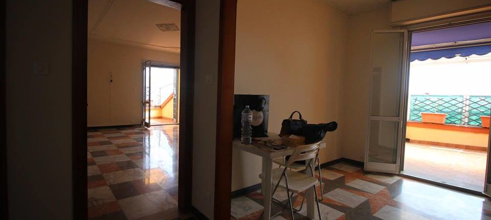 Appartamento prima dell'intervento di Home Staging